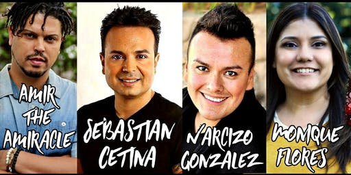 Julian Aguilar's Birthday Comedy Bash Part ll