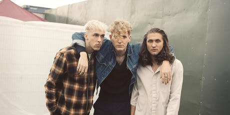 COIN - The Dreamland Tour tickets