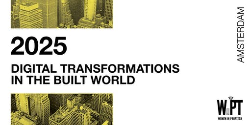 2025: Digital Transformation in the Built World