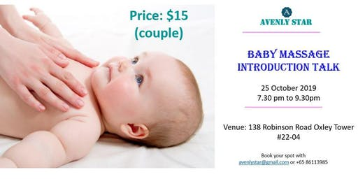 Baby Massage Introduction Talk