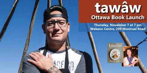 tawâw Ottawa Book Launch