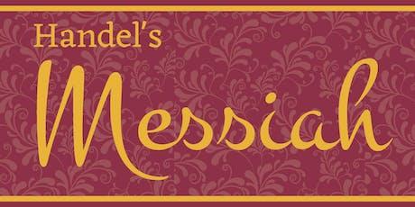 Handel's Messiah Concert tickets