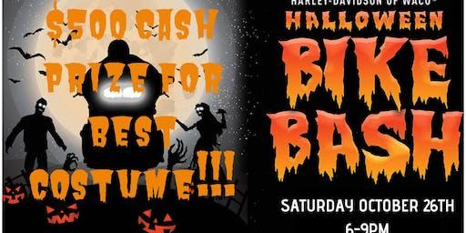 Halloween Bike Bash