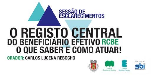 RCBE - Registo Central do Beneficiário Efetivo: O que saber e como atuar