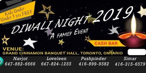 Diwali Night 2019 - A Family Event