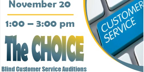 The CHOICE - by WorkSource Auburn