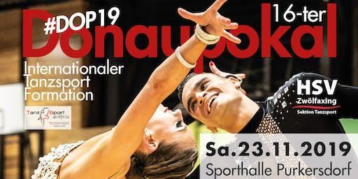 Donaupokal 2019 - Formationsturnier