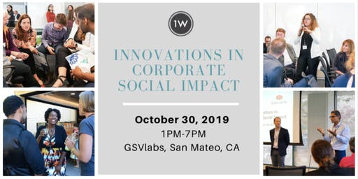Innovations in Corporate Social Impact