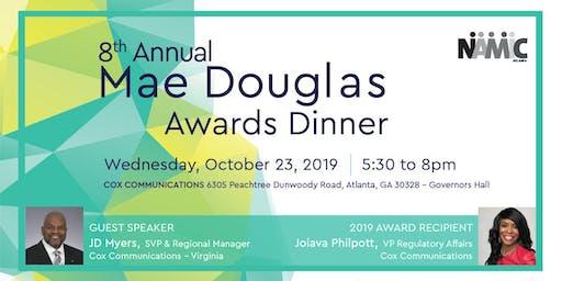 8th Annual Mae Douglas Awards Dinner