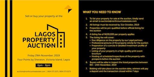 Lagos Property Auction