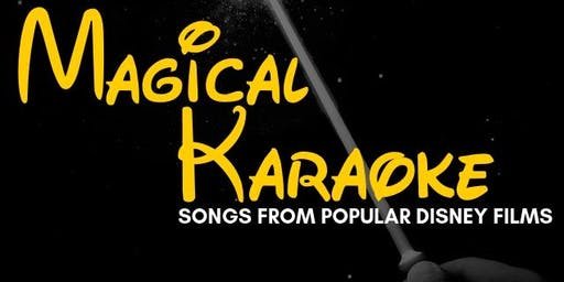 Magical Karaoke: An Adult Disney Karaoke Party
