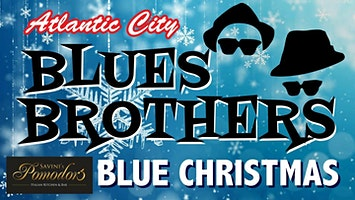 """Blues Brothers Blue Christmas"" -- Dinner & Show"