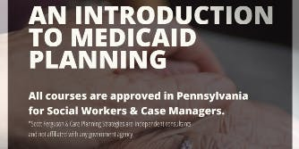 An Introduction to Medicaid Planning