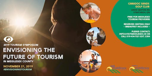 Middlesex County 2019 Tourism Symposium