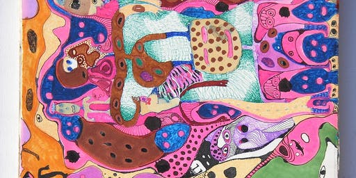 """'The people': """"Outsider"""" art and the work of Anthony Mannix"""