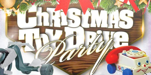 2019 CHRISTMAS PARTY TOY DRIVE powered by The Columbia Sigmas