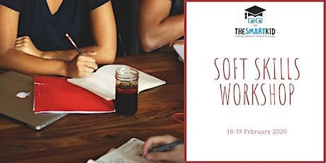 Soft Skills Workshop: Feb 2020 Half Term tickets