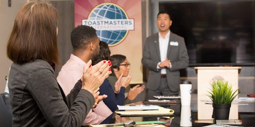 Toastmasters District 17 Eastern Division Contest