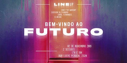 Conferência   Bem-vindo ao futuro