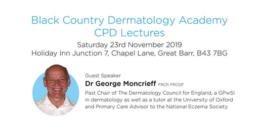 Black Country Dermatology Academy  - November speaker meeting