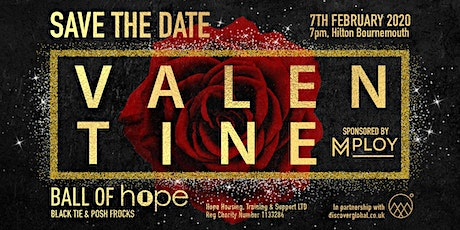 A Valentine's Ball of Hope tickets