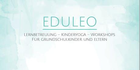 Der Grundschulworkshop-Workshop. Wie Kinder kreativ das Lernen lernen. Tickets