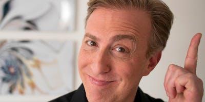 NEW AITP presents… Comedian Brett Walkow