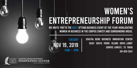 Women's Entrepreneurship Forum tickets