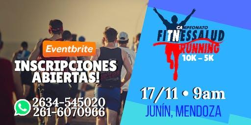 10K Campeonato FitneSSalud - 1er.Fecha