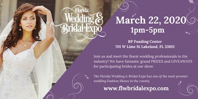 2020 Spring Florida Wedding & Bridal Expo
