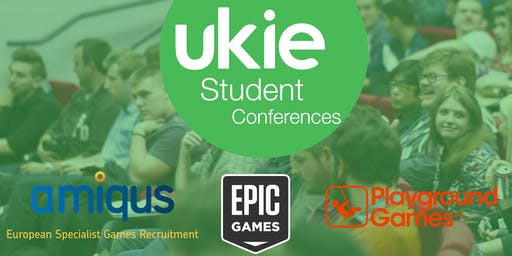 Ukie Student Conference: Staffordshire University 2019