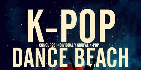 K POP DANCE BEACH entradas