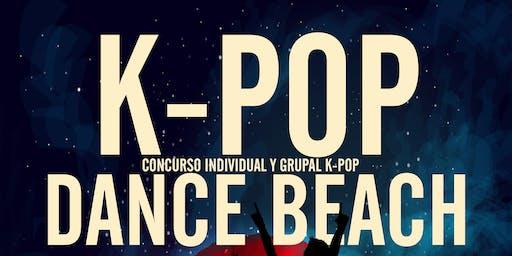 K POP DANCE BEACH