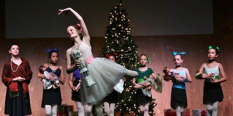 Rise Up Presents The Nutcracker Ballet tickets