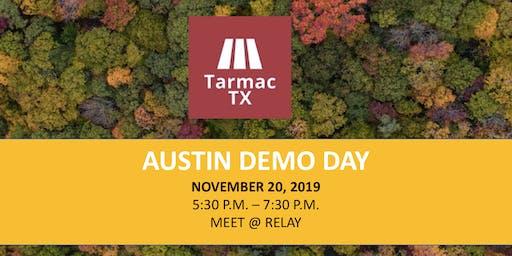 Tarmac TX 2019 Austin Demo Day