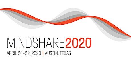 MindShare 2020 tickets