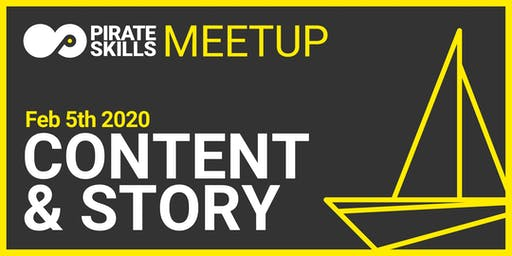 Content & Story   Meetup