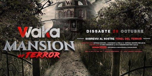 MANSION OF TERROR - 26-10-2019