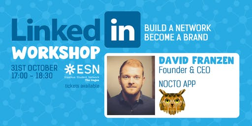 LinkedIN Workshop x David Franzen