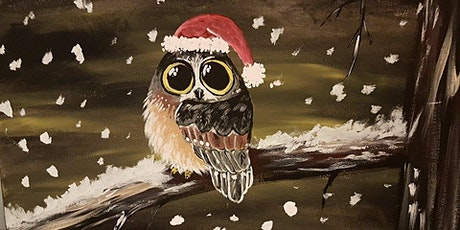 SOLD OUT!!!Paint Santa Baby Owl in Langley tickets