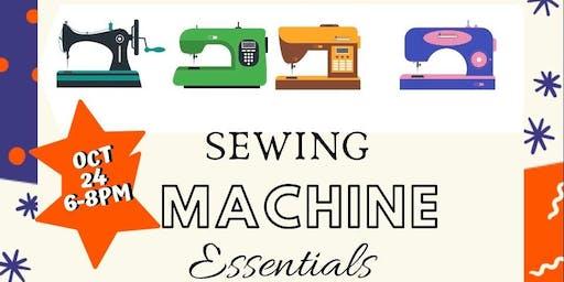 Sewing Machine Essentials