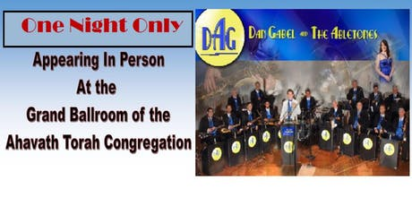 Dan Gabel and the Abletones tickets