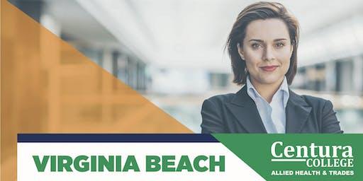 Centura Virginia Beach | Winter Career Fair