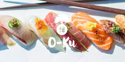 Food and wine tasting with O-Ku