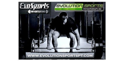 EvoSports Weightlifting - 2019 Olympic Lifting Clinic