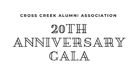 20th Anniversary Gala tickets