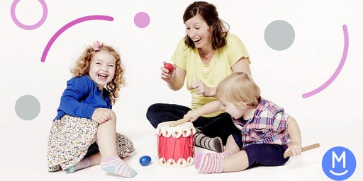 Experience a Music Together Class with Your Little One