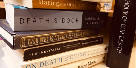 """Death Writes """"Images"""": Exploring Death & Dying Through Visual Imagery tickets"""