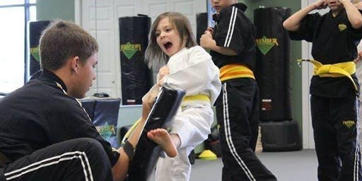 West Wichita FREE Karate for Concentration Workshop