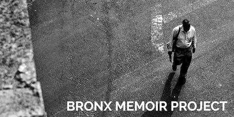 Bronx Memoir Project: Narrative Essay Writing II tickets